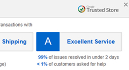 Google Trusted Stores on Magento